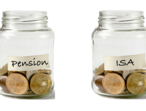 Pension or ISA?  Which is better?