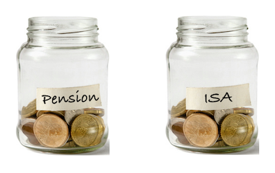 Pension or ISA - which is better
